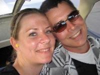 Becky and Joe
