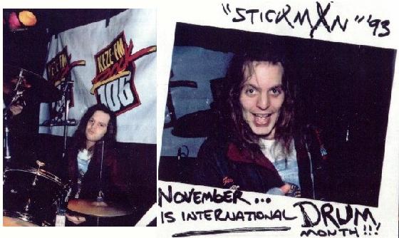 'Rock N Roll Nighttime Authority' ... (1993)